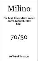 Кофе растворимый с зерновым 70/30 Классический