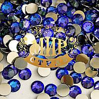 Камни Preciosa (Чехия) Оригинал! Цвет Heliotrope Размер ss16 (3,8-4мм) Фиксация на клей 100шт