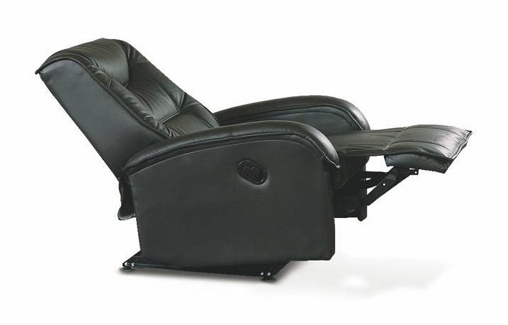 Кресло JEFF черный Halmar