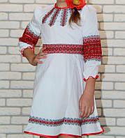 Платье вышитое для девочки - Маричка