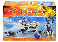 "Конструктор Brick 98067-5 ""CHIMA"", 103 детали"