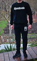 Спортивный костюм Reebok мужской черный
