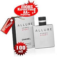 Chanеel  Allure homme Sport  Люкс качество АА+++  шанель аллюр спорт