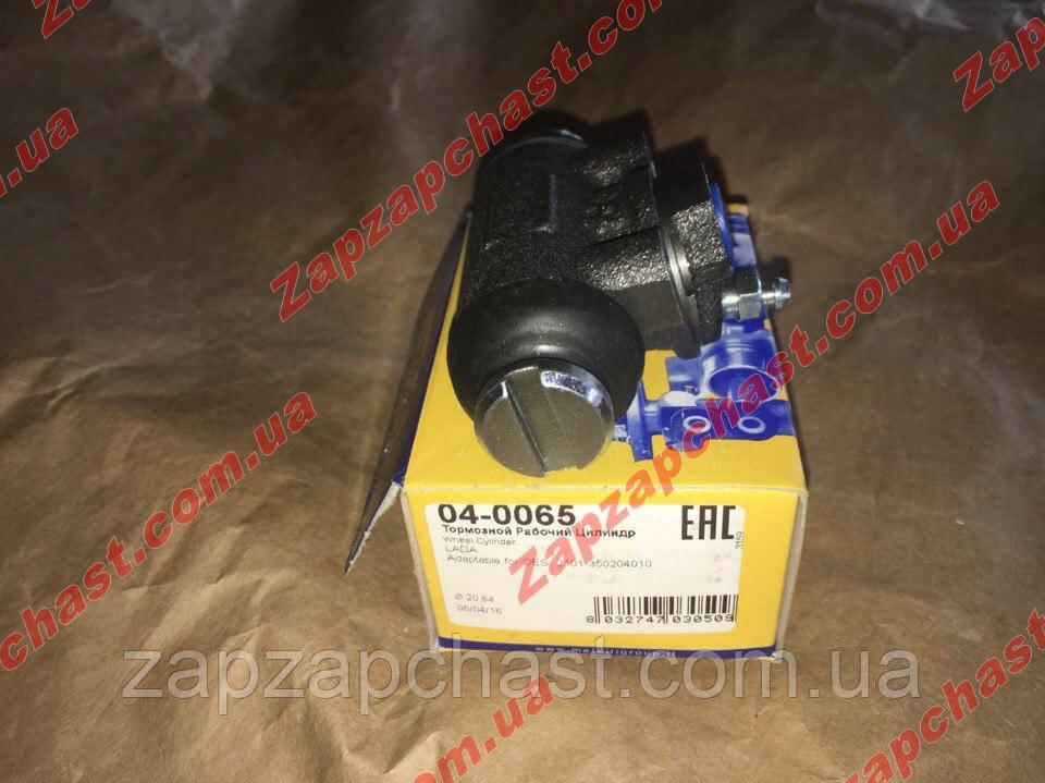 Цилиндр тормозной задний Ваз 2101 2102 2103 2104 2105 2106 2107 Metelli не самоподводящий