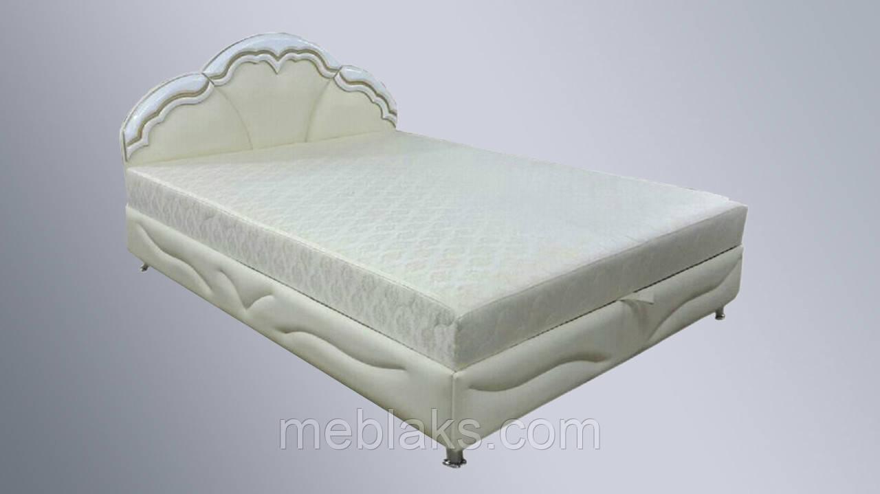 Кровать Мира (без матраса) 1,6м х 2,0м   Udin