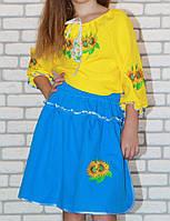Детский костюм для девочки - Оленка
