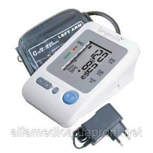 Тонометр Измеритель давления Longevita BP-1304 на плечо - Альфамедика Alfamedica интернет-магазин медтехники в Днепре