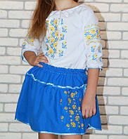 Детский костюм для девочки - Оксанка