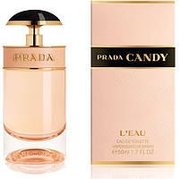 Женская туалетная вода Prada Candy L`eau (Прада Кенди Лью)