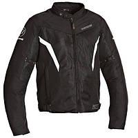 Летняя мото куртка Bering Florida черная, XXL