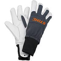 Перчатки для работы с бензопилой ADVANCE без защиты от порезов, размер XL