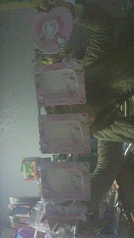 Фоторамка 3 в 1 Hello Kitty