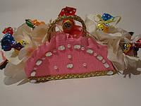 """Букет из конфет"""" Сумочка для принцессы"""""""