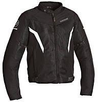 Летняя мото куртка Bering Florida черная, 4XL