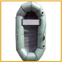 Лодка резиновая надувная одноместная Орлан
