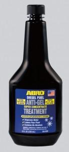 Антигель для дизтоплива ABRO