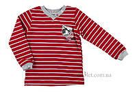 Джемпер для мальчика Ляля 3T191B р.128 красный
