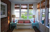 Бамбуковые шторы (роллеты)