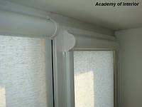 Тканевые ролеты на окна Киев