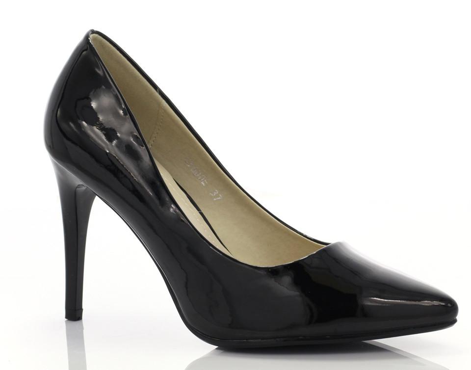 Женские туфли Магдалина Черный