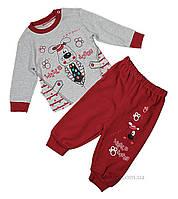 Костюм для мальчика Enzo minix 768534 р.74 красный