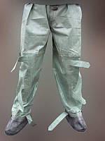 Полукомбинезон ОЗК , Заброды рыбацкие резиновые (химзащита) Рост 2