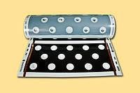 Теплылй пол сплошной с перфорацией Монокристалл 220П (250 Вт) под плитку