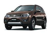 Боковые подножки Suzuki Grand Vitara (2011-2015)