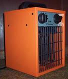 Промисловий тепловентилятор Тепломаш КЭВ 15С40Е, фото 4