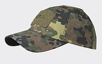 Тактическая бейсболка Helikon-Tex® Tactical Baseball Cap PR - Flecktarn