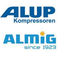 Запчасти к компрессорам Alup