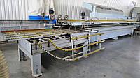 Кромкооблицовочный станок Brandt KD88F Quicktronic + устройство возврата заготовок Ligmatech Boomerang ZHR15, фото 1