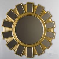 Красивое настенное зеркало 50x50x2 см