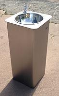 Питьевой фонтанчик «ПФ-1-4НЖ» Steel из нержавеющей стали