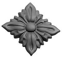 Орнамент растения из металла 52.302