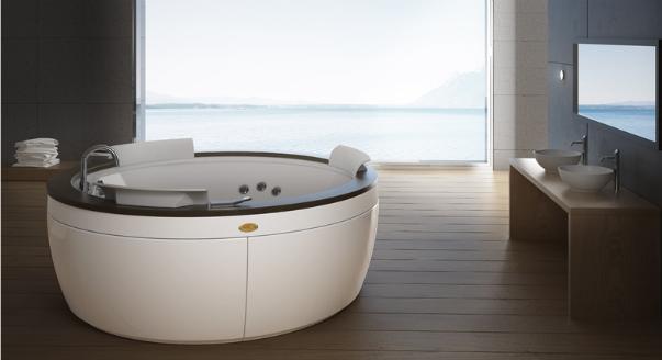 Лечебные свойства гидромассажной ванны