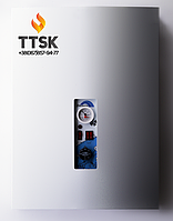 Котел электрический Днипро Настенный Евро КЭО-4,5/220 (малошумный) с насосом
