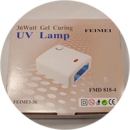 ультрафиолетовая лампа FMD 818-4