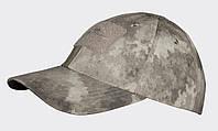 Тактическая бейсболка Helikon-Tex® Tactical Baseball Cap PR - A-TACS AU