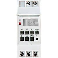 Реле времени электронное Feron TM41 для монтажа на DIN рейку.