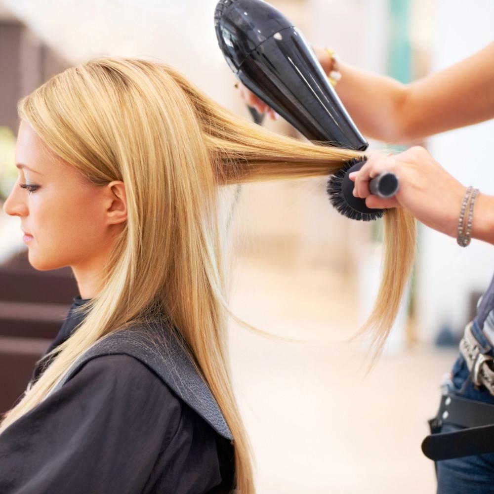 Укладка волос что такое