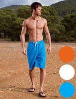 Мужские пляжные шорты Atlantic KMB-073