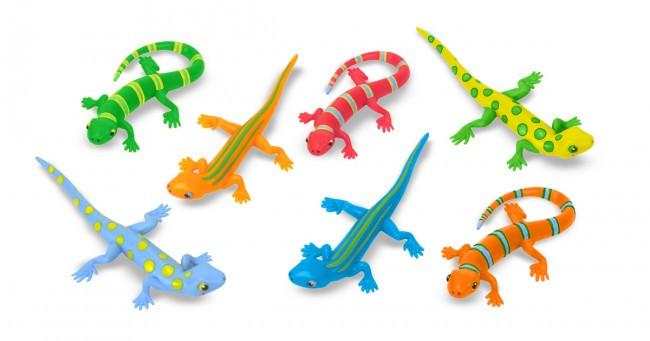 Набор игрушечных ящериц Melissa & Doug