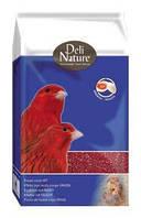 Корм для красных канареек Deli Nature Egg food Red Moist 10кг