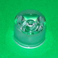 Линза для светодиода LED Lens 1-3W 90° с держателем 20mm