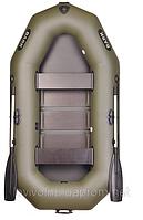 Двухместная ПВХ лодка Bark B240C