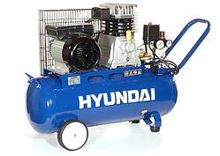 Ременной компрессор Hyndai HY 2555 (50 л, 400 л/мин)