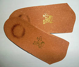 Полустельки супинированные, размер 40-42