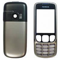 Панели+клавиатура Nokia 6303 серебро