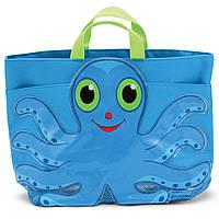 Пляжная сумочка Melissa & Doug - Осьминог Флекс